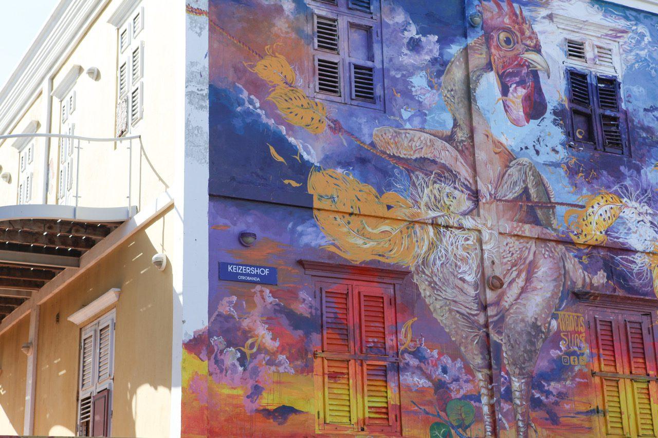 june. Curaçao – Willemstad